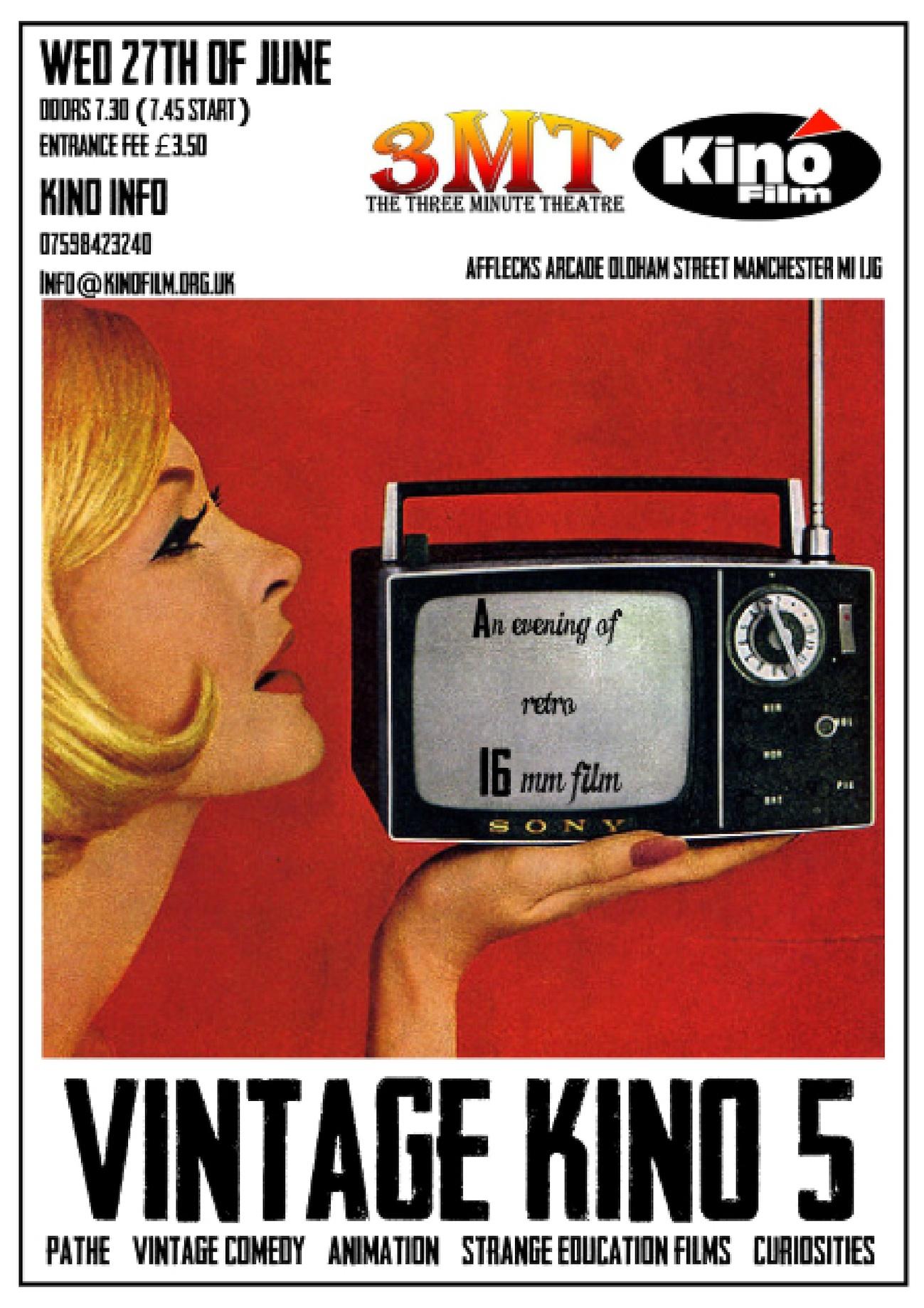 Vintage Kino 5 small